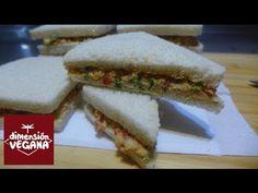 Sandwich de atún vegano – La Dimensión Vegana