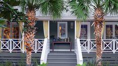 2015 Seagrove Idea Cottage | Bold Color And Space Saving Ideas Turn A 1980s  Florida