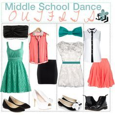 clothes for sixth grade girls for 2014 | Middle School Dance