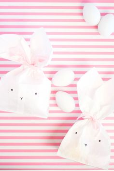 Bunny Favor Bag | Co