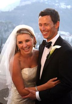 Beverley Mitchell and Michael Cameron got married in Ravello, Italy