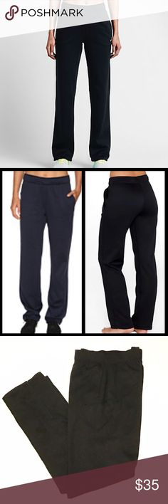 "Nike Therma-Fit Training Pants Workout in warmth in these relaxed fit training pants  Cozy fleece lining in pant legs with side hand pockets  Comfortable elastic waist  Keep out the cold with versatile wear zipped bottoms.  32"" inseam, 32"" waist Body: 100% Polyester.  🚫Trades✅Price firm unless bundled Nike Pants"