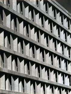 Edificio IBM. ©Fundación Miguel Fisac.