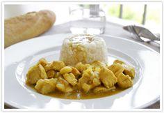 """Cocinerando: Pechuga de Pollo al """"Ras el Hanout"""""""