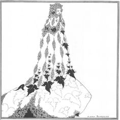 Aubrey Beardsley, A Suggested Reform in Ballet Costume, 1895