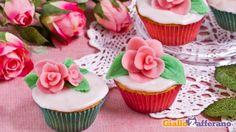 Cupcake con le rose