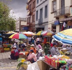 Cuenca, Ecuador. I think of this place everyday and the orphans I loved there.