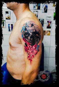 #tattoo #tatuaje #tattoogabyink #tatuajecaransebes #tatuajeromania #tattoocolor #bestattoo #tattooart #tatuajebrat #tattoohand #tattooboys #tattoosleeve