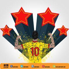4. yıldızı alarak şampiyon olan Galatasaray'ı tebrik ediyoruz. Darısı diğer takımlarımızın başına diyerek Avrupa'da da aynı başarıyı bekliyoruz.   #4yıldız #galatasaray #10numara #hagi #şampiyon #fairplay #kupa