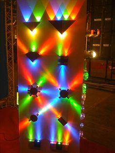decorative led wall lights - Google Search