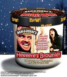 12 Ben & Jerry's Flavors Inspired By Horror Movies