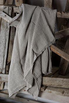 natural Linen Bath Sheet  Linen towel waffle on Etsy, $13.99