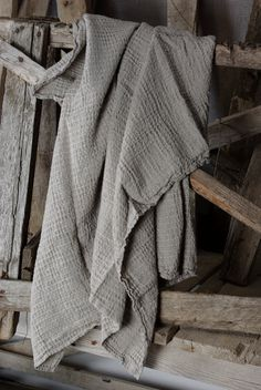 natural Linen Bath Sheet  Linen towel waffle on Etsy, $13.99