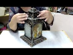 Diy Home Crafts, Creative Crafts, Metal Art, Diy Gifts, Decoupage, Upcycle, Craft Projects, Recycling, Tutorials