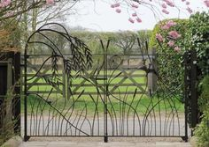 aRTISTIC CREATIVE METAL MESH FENCING - Google Search