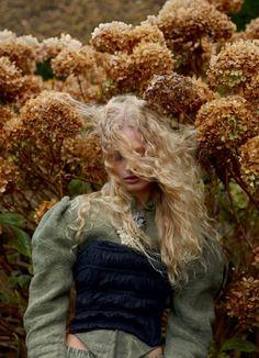 aleworldaddict:  Frederikke Sofie by Mert & Marcus for...