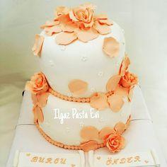#weddingcake #engagementcake #nisanpastasi #dugunpastasi