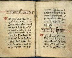 42 Modern Medieval Innovations - Digital medieval cookbooks, King Richard II's recipes online