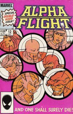 Alpha Flight #12