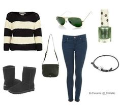Danielle Peazer inspired outfit (out having a coffee with a friend)