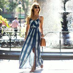 Os vestidos que são a cara do verão