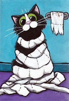Mummified by Lisa Marie Robinson