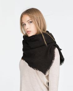 BASIC EXTRA SOFT SCARF-Scarves-Accessories-WOMAN | ZARA United States