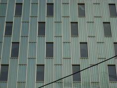 Perforated Metal - Facade Cladding - Various Geometries Deep Drawing, Metal Facade, Expanded Metal, Perforated Metal, Unique Architecture, Facades, Cladding, Geometry, Barcelona
