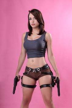 COSPLAY Hotties: Featuring Super Mario, Two-Face, Chewbacca & Lara Croft