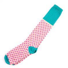 Joe's Toes - Lambswool Socks - ladies' knee socks