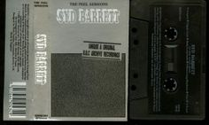 Syd Barrett The Peel Sessions UK Cassette Tape Pink Floyd  Join the Laughing Madcaps - Syd Barrett Facebook Group to see and discuss anything/everything Syd and early Pink Floyd. This is THE oldest Syd Barrett group in the Internet having been around since 1998. Facebook is our latest home. This group put out the definitive CD set of unreleased Syd: Have You Got It Yet? We have the world's largest Archive of images too! Click: https://www.facebook.com/groups/laughingmadcaps