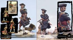 Pirate Clay modeling Modelado escultura 54mm.Pirata Pasta epoxi,