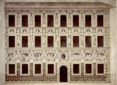 Progetto per la facciata di Casa Buonarroti Florence Tours, Firenze, Tuscany, City, Travel, Buildings, Viajes, Tuscany Italy