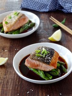 I know, another 15 minute meal with big promises – but I promise this 15 minute salmon with a quick and delicious soy lemon really will only take you 15 minutes to cook so you better get the rice cooking right now. On your marks, get set, GO 🙂 PIN this recipe to make it later!...Read More »