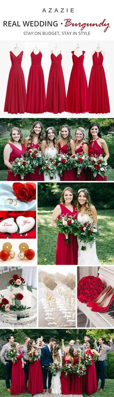 Azazie is the online destination for special occasion dresses. Our online boutique connects bridesmaids and brides with over 400 on-trend styles, where each is available in 50+ colors.| Photos courtesy of langthomasphotography.com
