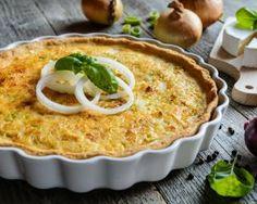 Tarte à l'oignon et au camembert : http://www.fourchette-et-bikini.fr/recettes/recettes-minceur/tarte-a-loignon-et-au-camembert.html