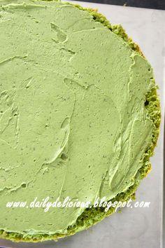 dailydelicious thai: Green tea chiffon cake with Green tea white chocolate whipped ganache Whipped Ganache, Green Tea Powder, Peppermint Tea, Tea Benefits, Chiffon Cake, Tea Cakes, White Chocolate, Side Effects, Tarts