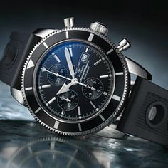 Breitling Super Ocean Heritage Chronograph.....this is the band I want