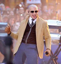Pitbull-so much energy