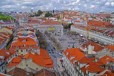 Lisbon Terracotta Rooftops ♡ The Best European Destinations for Easter Sun ➡ The Aussie Flashpacker ✈ Beautiful Islands, Beautiful Beaches, Holiday Destinations, Travel Destinations, Sailing Holidays, Visit Portugal, Walled City, Southern Europe, Paradise On Earth