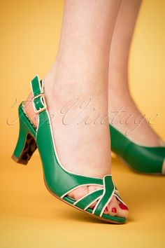 Vintage Style Shoes, 50s Sandals