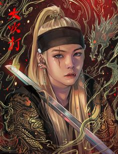 Daechwita - Agust D Fan art Bts Chibi, Anime Chibi, Min Yoongi Bts, Min Suga, Foto Bts, Bts Anime, Fanart Bts, Taehyung Fanart, Min Yoonji