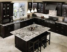 Like the cabinets and counter tops...