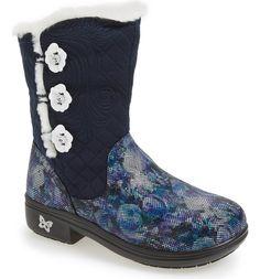 Main Image - Alegria 'Nanook' Suede Boot (Women)
