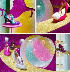 Glitter - Minna Parikka Shop window #minnaparikka #glitter