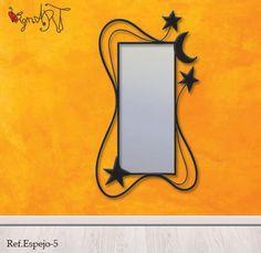 Espejos de forja http://virginiart.es en hierro forjado. Todos ...
