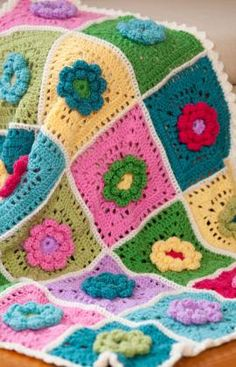 Crochet Patterns Galore - Field of Dreams