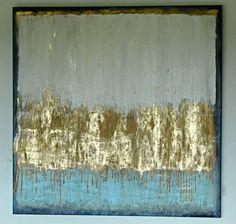 melissa key abstract  48x48