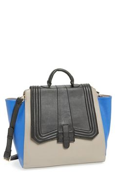 Sole Society 'Ronan' Oversize Tote available at #Nordstrom