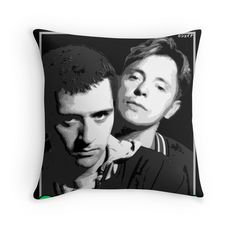 ELECTRONIC BERNARD SUMNER & JOHNNY MARR 1989 GETTING AWAY WITH IT SHIRT & POSTER Sweet dreams are made of these!